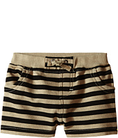 Kardashian Kids - Knit Stripe Shorts (Infant)