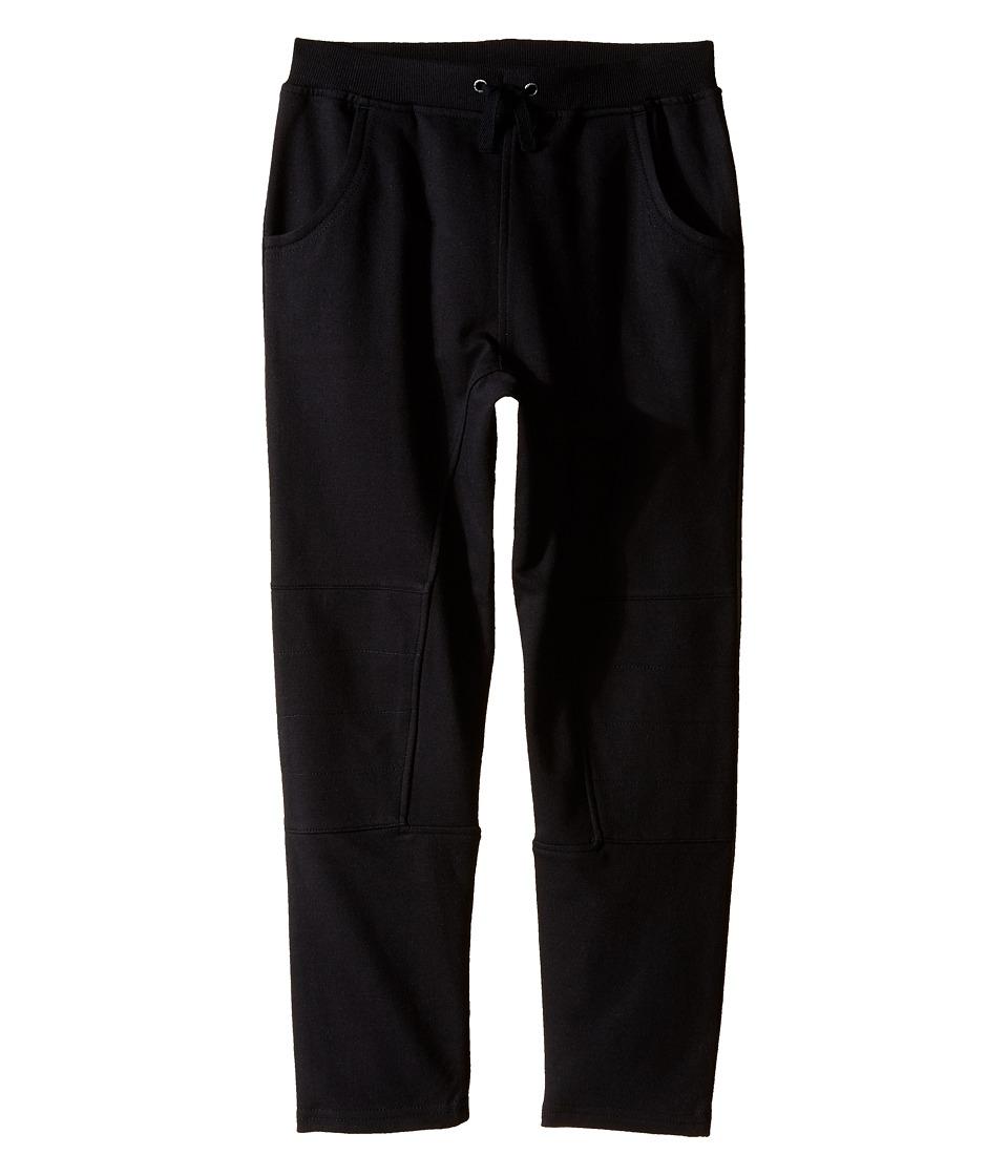 Kardashian Kids Track Pants Toddler/Little Kids Black Boys Casual Pants