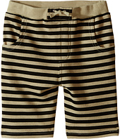 Kardashian Kids - Knit Stripe Shorts (Toddler/Little Kids)