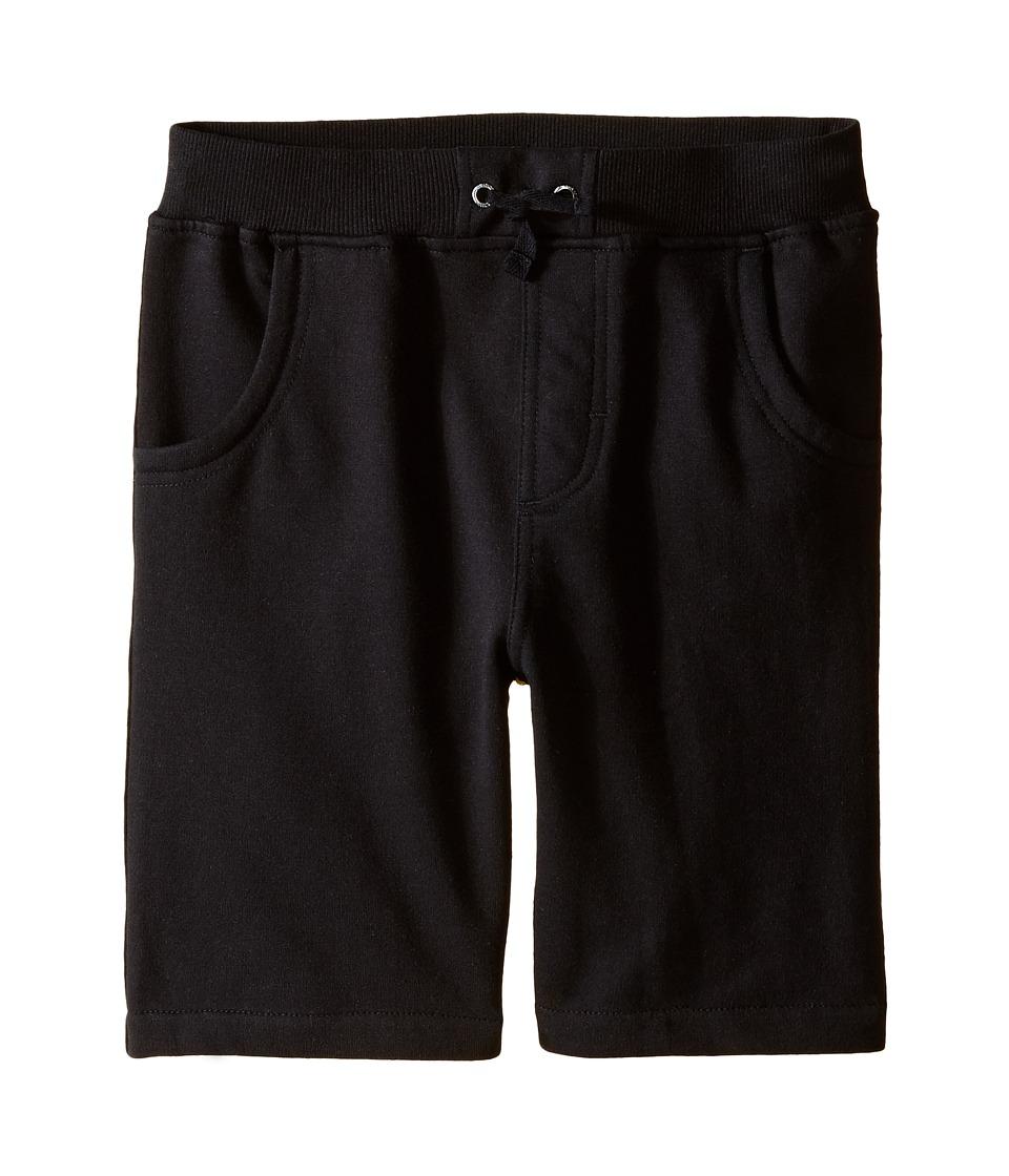 Kardashian Kids Knit Yardage Shorts Toddler/Little Kids Black Boys Shorts
