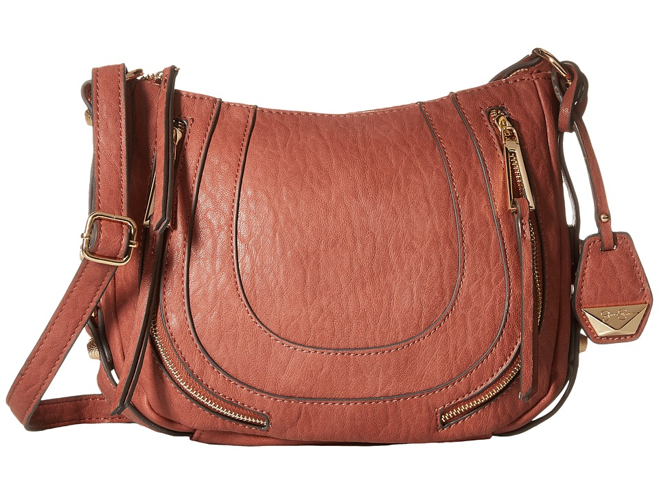 Jessica Simpson - Kendall Crossbody (Brandy) Cross Body Handbags