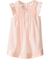 Kardashian Kids - Pintuck Sequin Hem Dress (Infant)