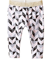 Kardashian Kids - Printed Leggings with Gold Elastic Waist (Infant)