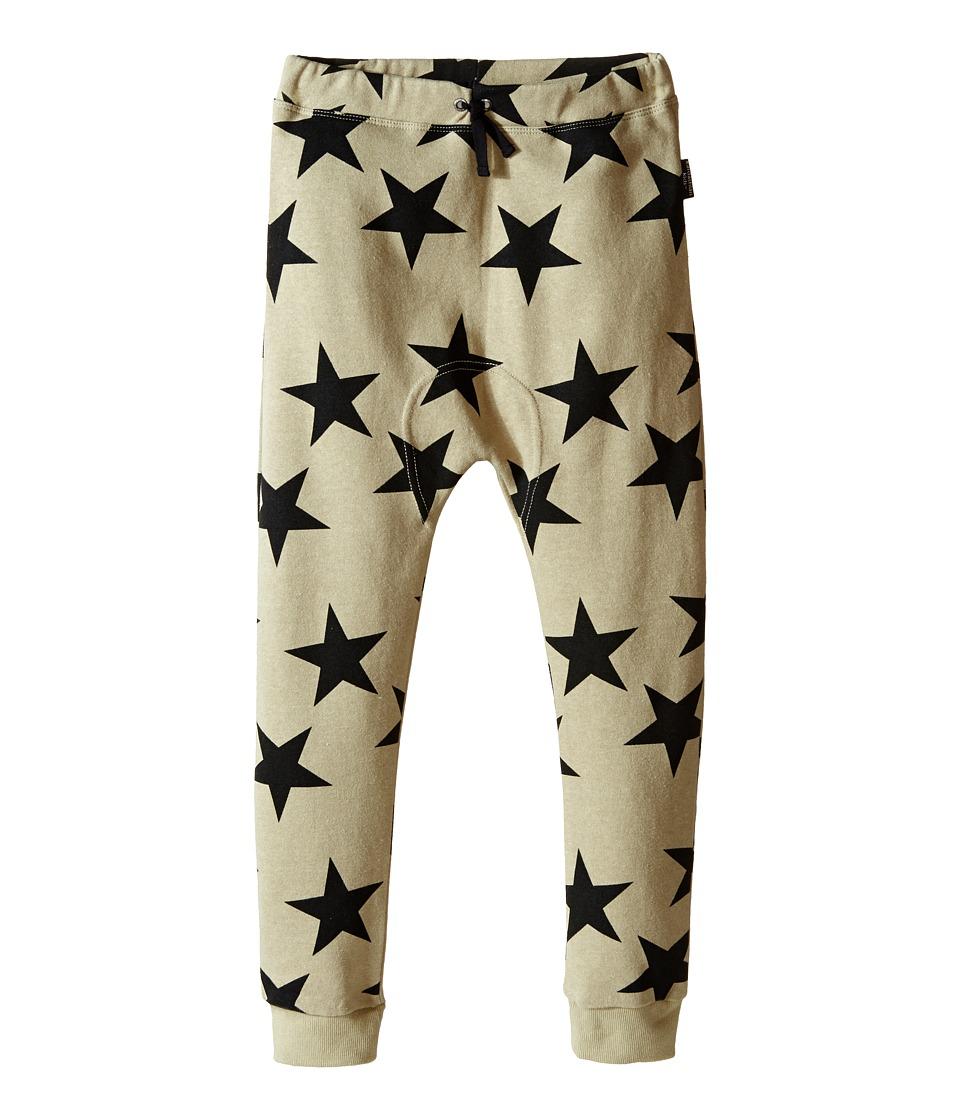 Kardashian Kids Knit Pants Toddler/Little Kids Star Print/Green/Black Boys Casual Pants
