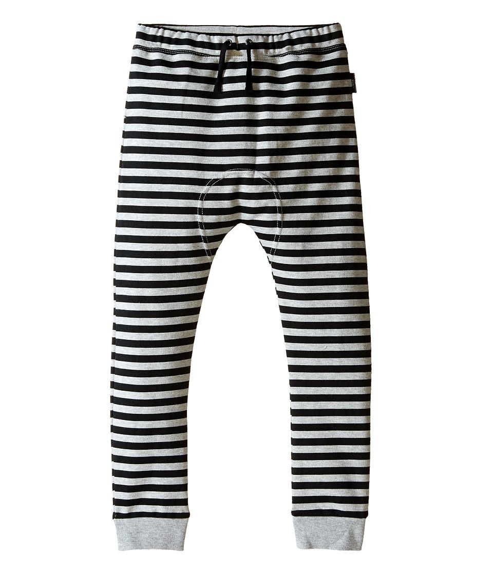 Kardashian Kids Knit Pants Toddler/Little Kids Stripe Print/Grey/Black Boys Casual Pants