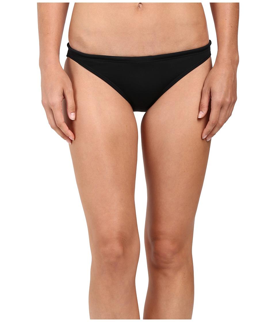 TYR Solids Bikini Bottom (Black)