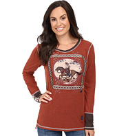 Double D Ranchwear - Gaucho and His Horse Tee