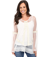 Double D Ranchwear - La Boca Top
