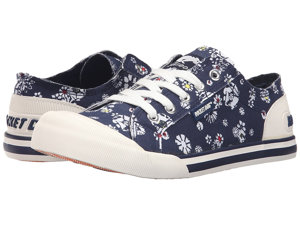 Rocket Dog Jazzin Navy Lily Womens Lace up casual Shoes