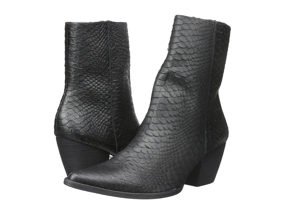 Matisse - Caty (Black) Womens Zip Boots