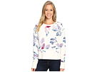 Abstract Floral Go-To Crew