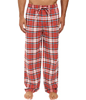 Life is good - Rust Plaid Classic Sleep Pant