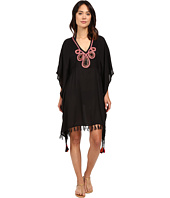 JETS by Jessika Allen - Adorn Embroidered Kaftan Cover-Up