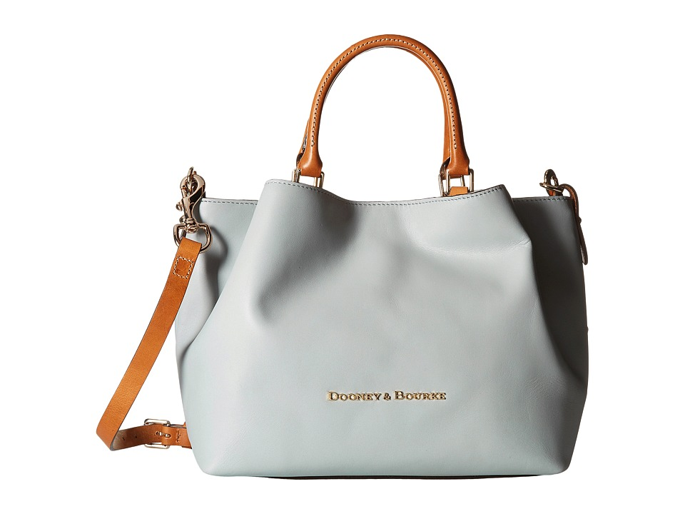 Dooney & Bourke - City Barlow (Ice Blue) Handbags