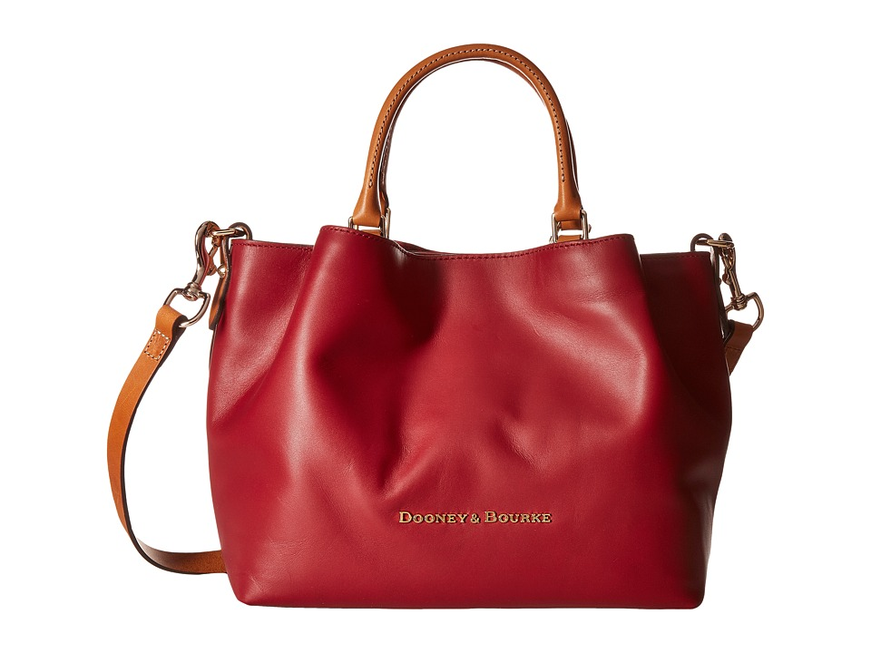Dooney & Bourke - City Barlow (Wine) Handbags