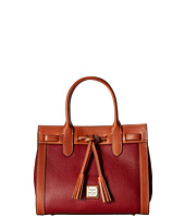Dooney & Bourke - Pebble Ariel Satchel