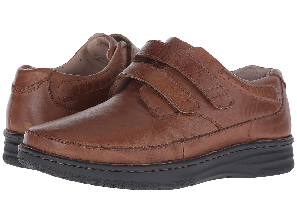 Drew - Mansfield (Brown Leather) Men