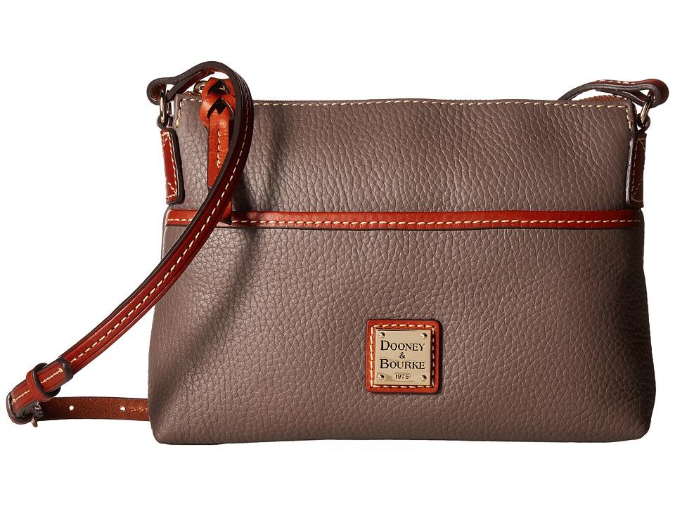 Dooney & Bourke - Pebble Ginger Crossbody (Elephant) Cross Body Handbags