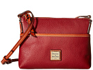Dooney & Bourke Pebble Ginger Crossbody