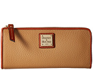 Dooney & Bourke Dooney & Bourke Pebble Zip Clutch