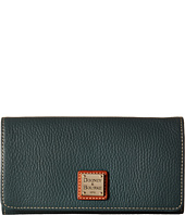 Dooney & Bourke - Pebble Leather Daphne Crossbody Wallet
