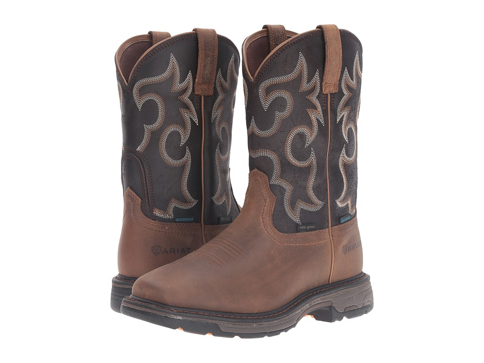 Ariat - Workhog Wide Square WP Insulated