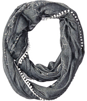 Calvin Klein - Embroidered Infinity Scarf