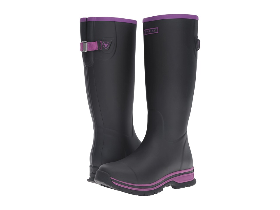 Ariat Fernlee (Black/Purple) Women