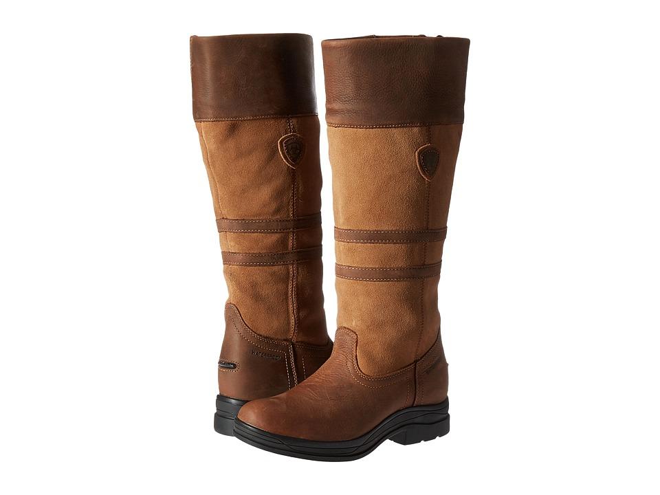 Ariat Ambleside H2O (Cider) Cowboy Boots