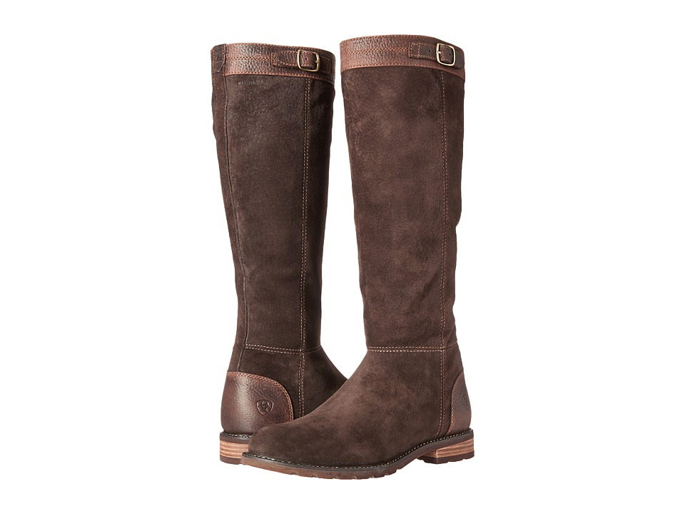 Ariat Creswell H2O (Chocolate Chip) Cowboy Boots