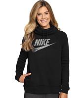 Nike - Sportswear Rally Funnel-Neck Hoodie