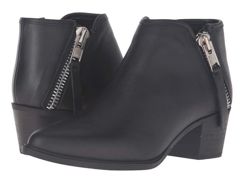 Steven - Doris (Black Leather) Women