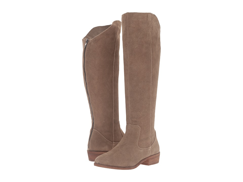Steven Emmery (Taupe Suede) Women