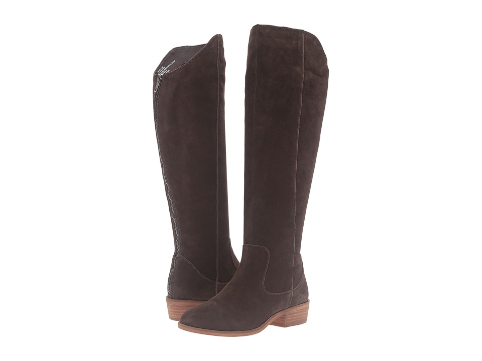 Steven - Emmery (Chocolate Brown Suede) Women