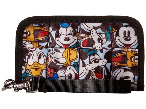 Harveys Seatbelt Bag Classic Wallet - BFFs