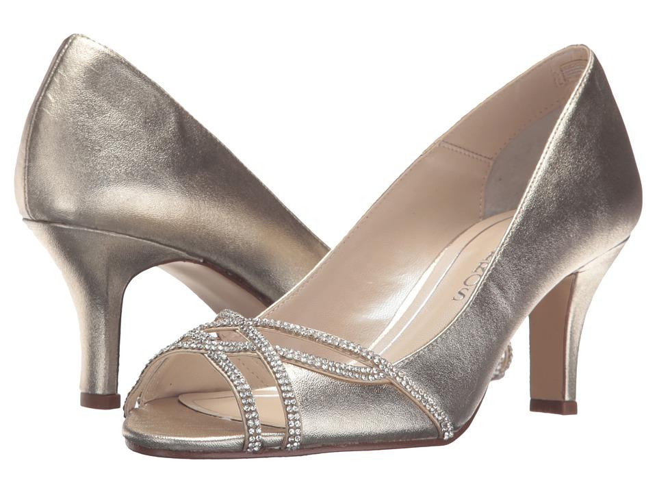 Caparros Eliza (Gold Metallic) High Heels