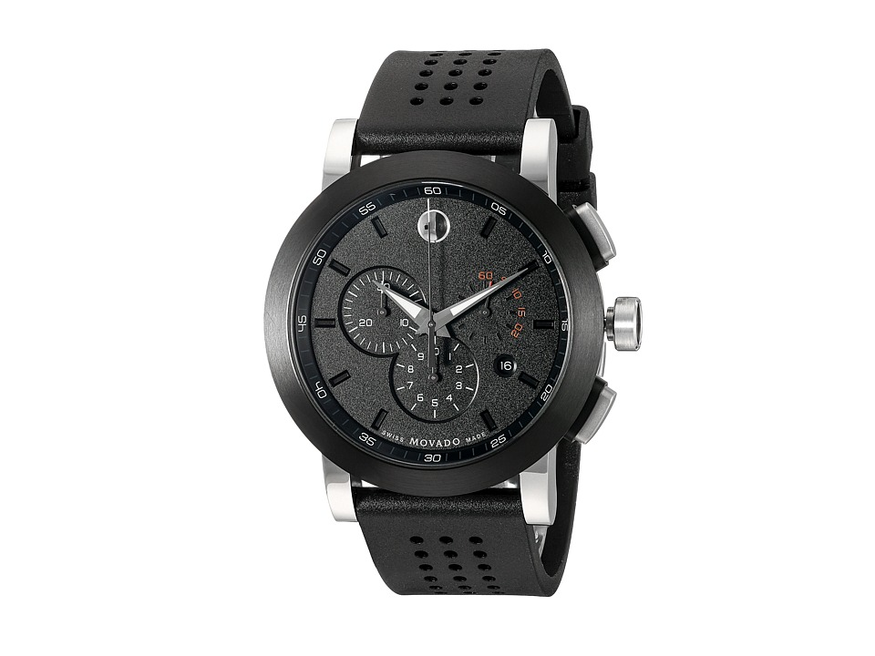 Movado Museum Sport 0606545 Stainless Steel/PVD Watches