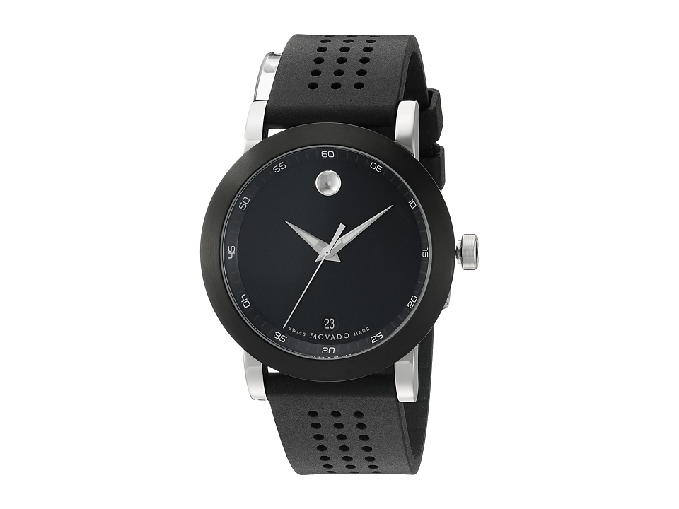 Movado Museum Sport 0606507 Solid Stainless Steel Watches