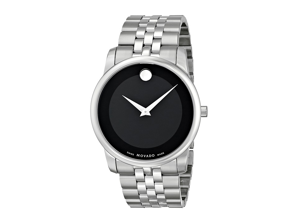 Movado - Museum Classic - 0606504 (Solid Stainless Steel) Watches