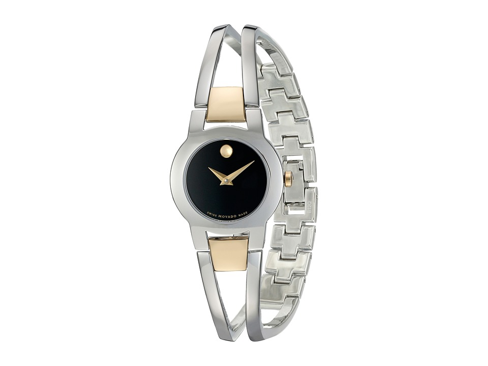 Movado Amorosa 0606893 Stainless Steel/Gold PVD Watches