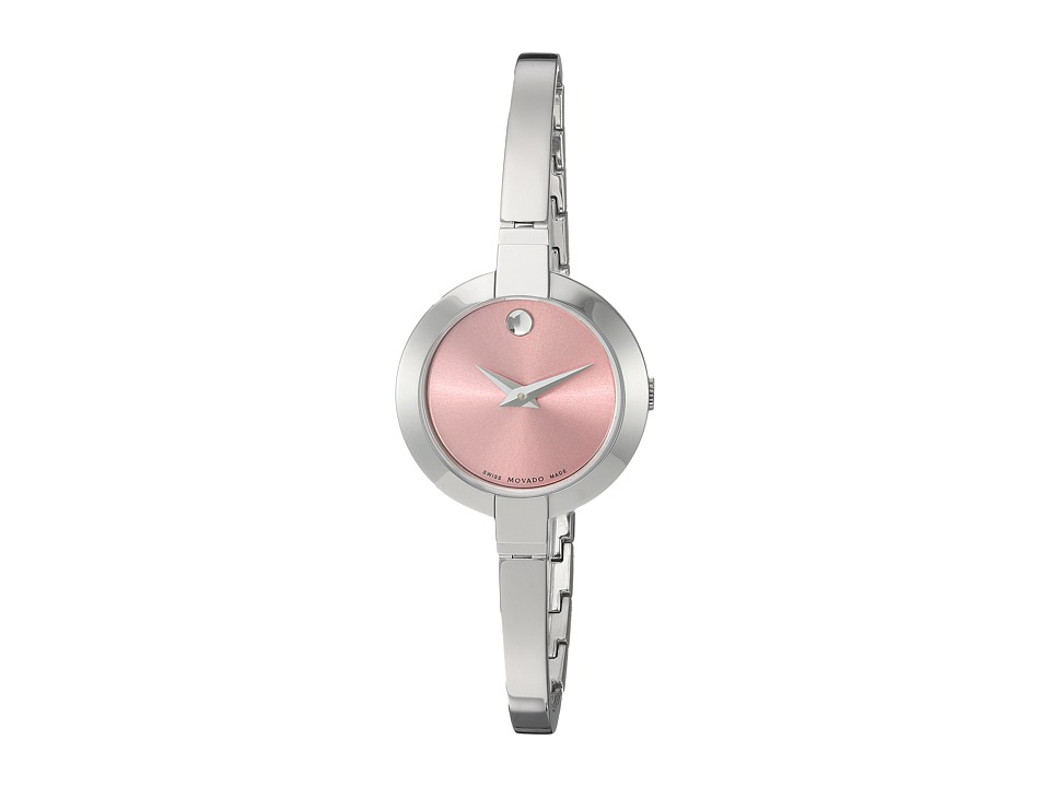 Movado Bela 0606596 Solid Stainless Steel Watches
