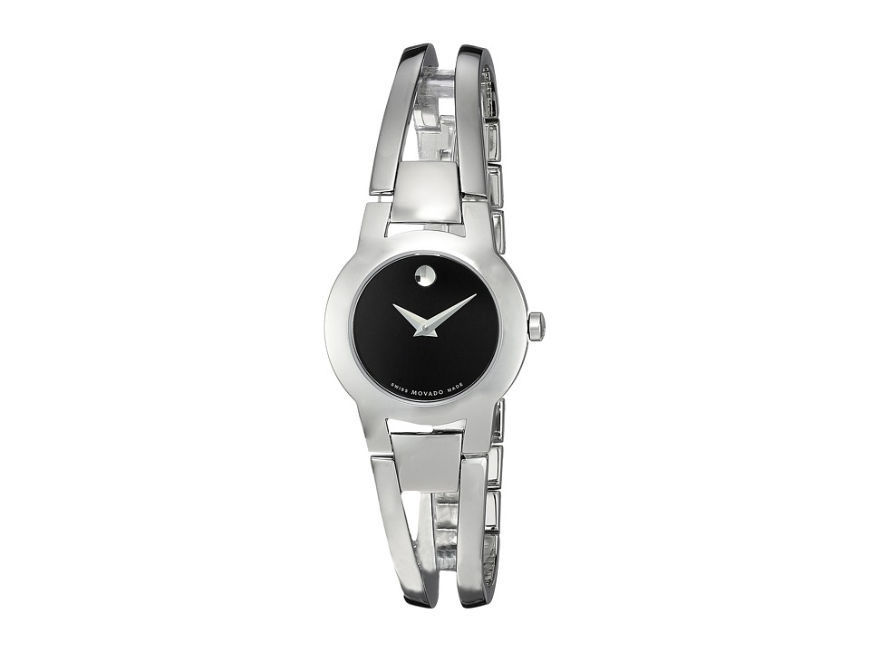 Movado Amorosa 0604759 Solid Stainless Steel Watches