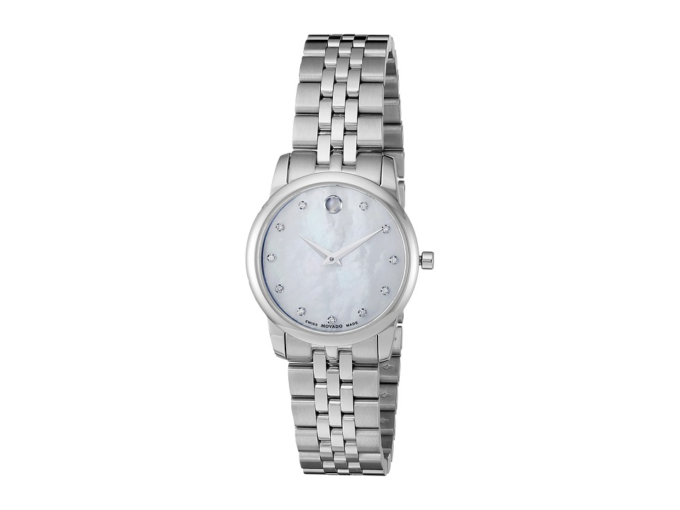 Movado Museum Classic 0606612 Solid Stainless Steel Watches