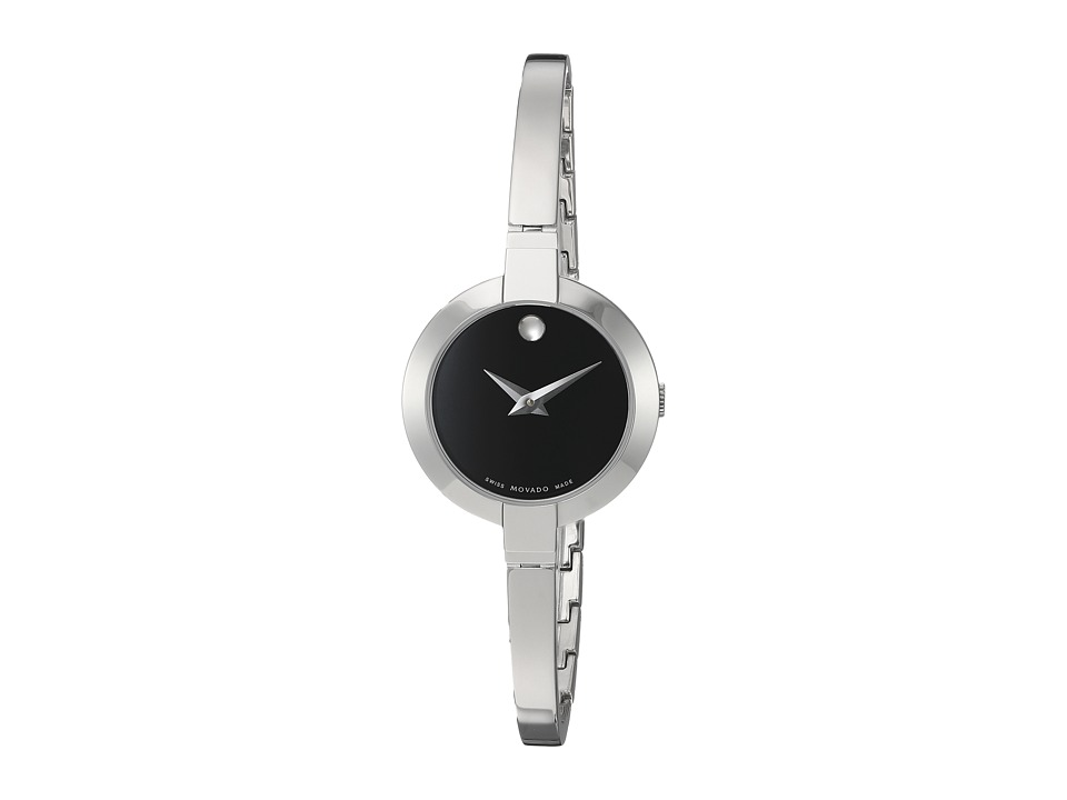 Movado Bela 0606595 Solid Stainless Steel Watches