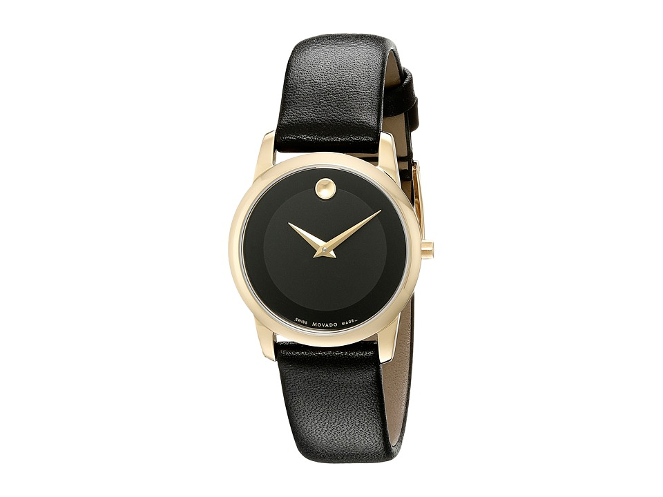 Movado Museum Classic - 0606877 (Yellow Gold PVD) Watches