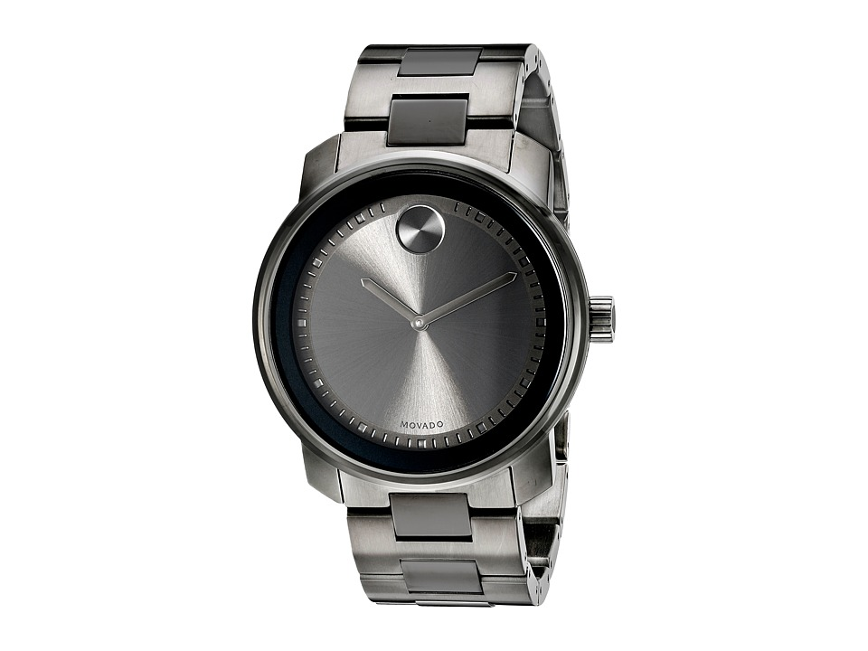 Movado Bold - 3600259 (Ionic Plated Grey Steel) Watches