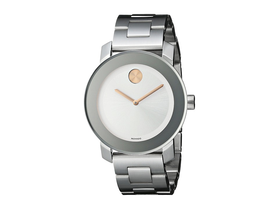 Movado - Bold - 3600084 (Stainless Steel) Watches
