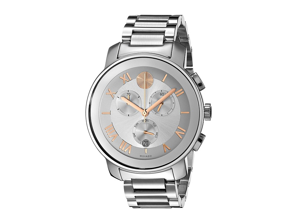 Movado Bold 3600205 Stainless Steel Watches