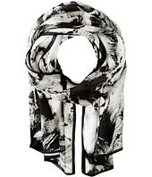 Roberto Cavalli - Leo Camouflage Silk Stole
