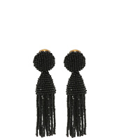 Oscar de la Renta - Classic Short Tassel C Earrings
